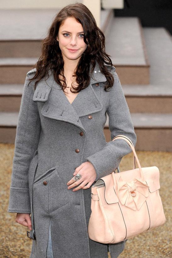 And so did the English actress Kaya Scodelario !