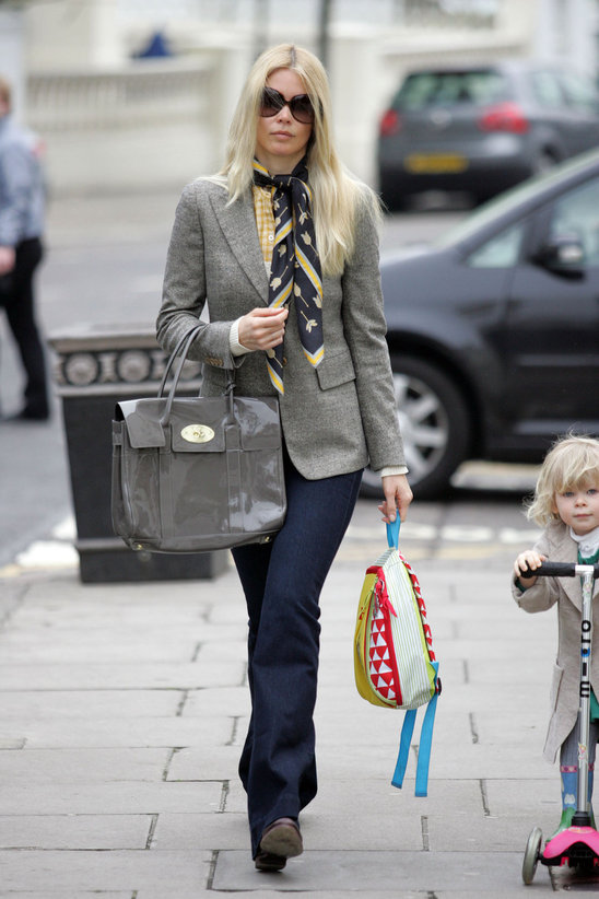 Claudia Schiffer is one too!